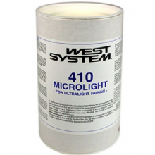 West System 410 Microlight for Ultralight Fairing 50g